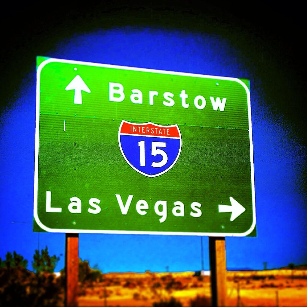"""""""Desert Cities"""" (Somewhere in the California Desert)"""