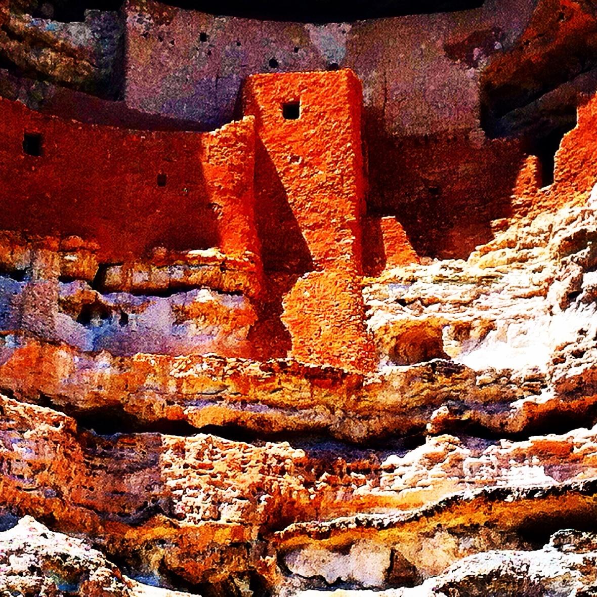 """""""Ancient Dwellings"""" (Arizona, USA)"""