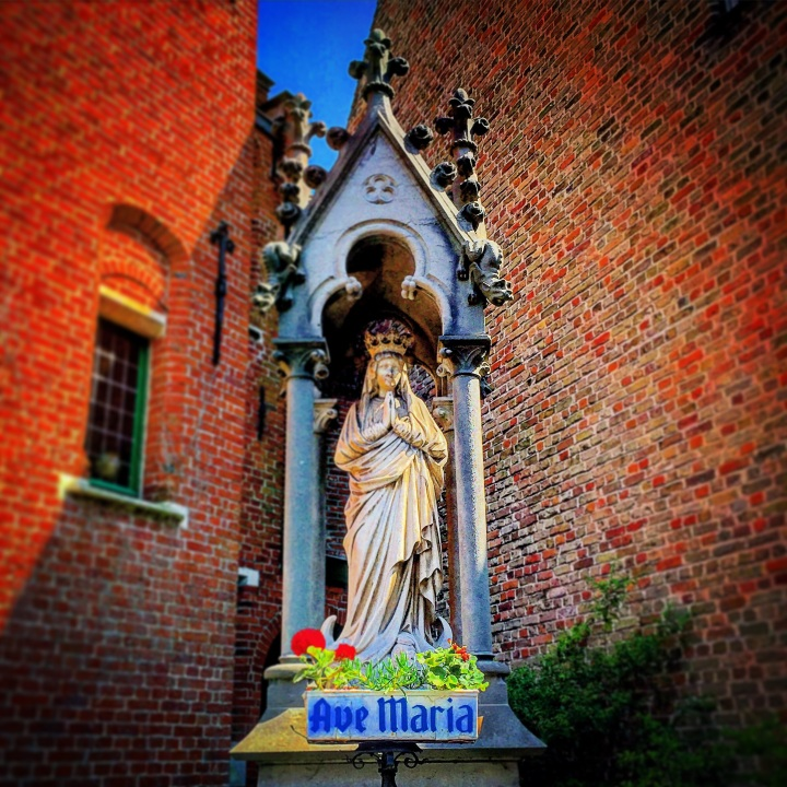 """Worship the Blessed Virgin"" (Belgium)"