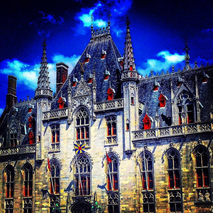 """""""Palace of Grandeur"""" (Belgium)"""