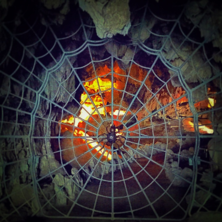 """The Spider Cave"""