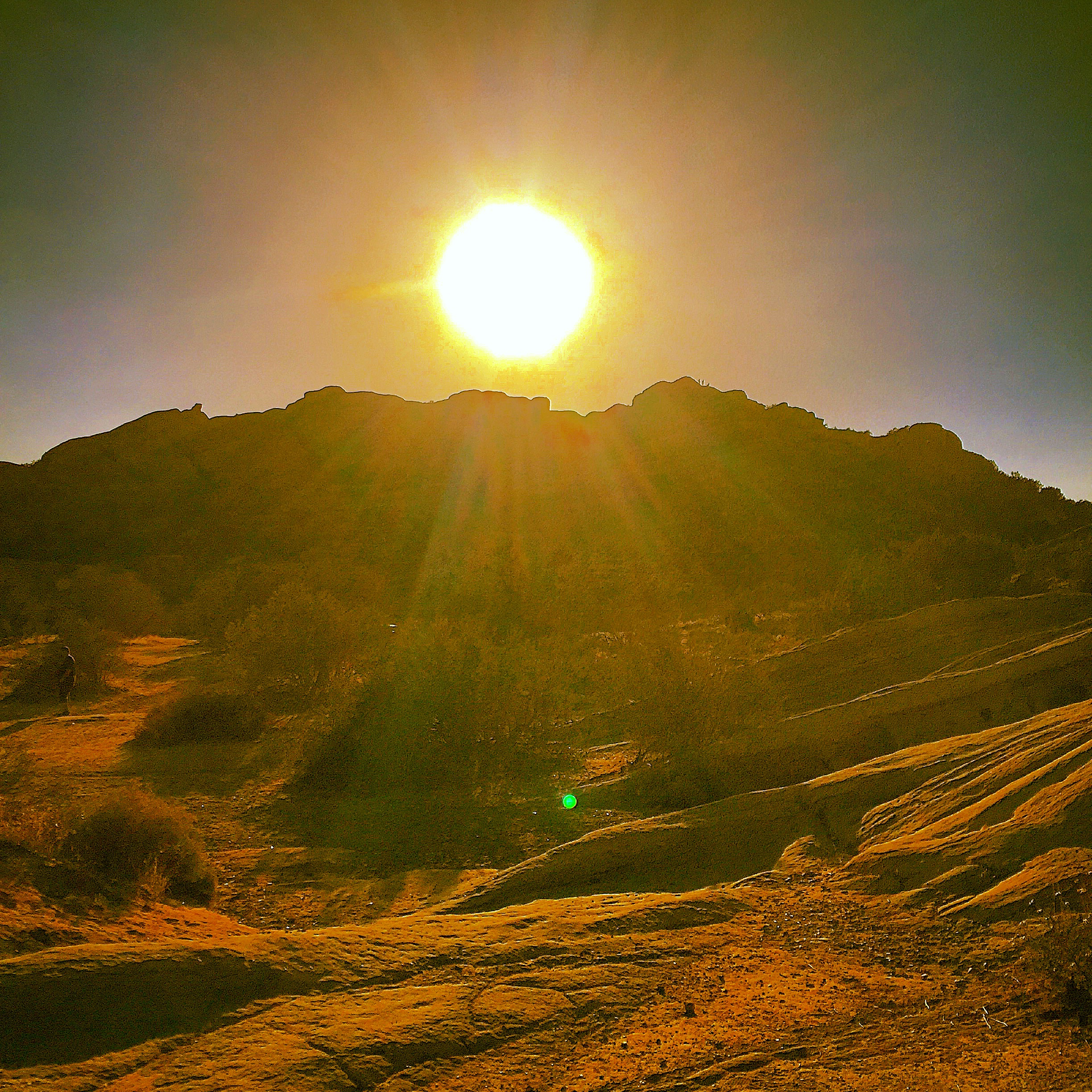 Beautiful Nature Los Angeles: Hidden Valley Of Sunshine, Beauty And Peace (#photos