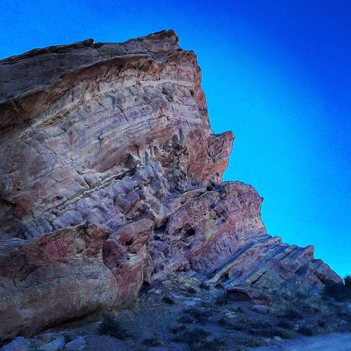 """""""Rocks in the Sky"""" (Santa Clarita, California)"""