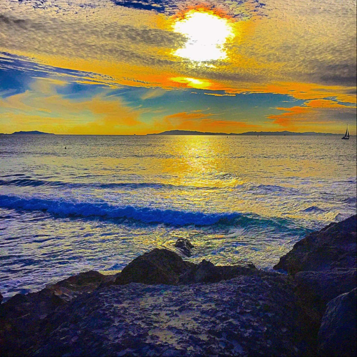 """The Light Forever Shines"" (Ventura County, CA)"